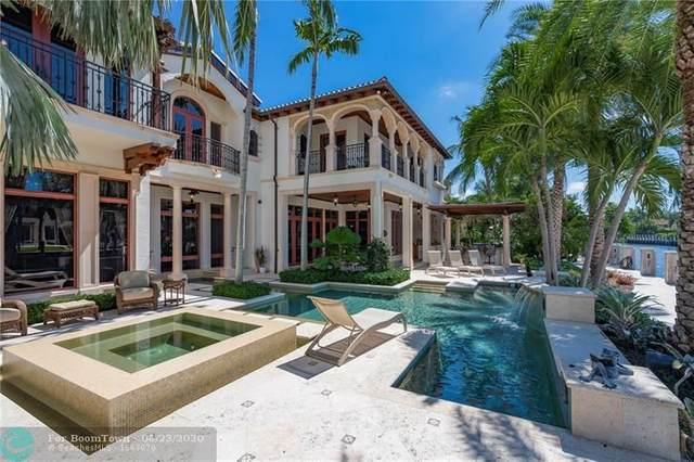 30 Isla Bahia Dr, Fort Lauderdale, FL 33316 (MLS #F10140523) :: Berkshire Hathaway HomeServices EWM Realty