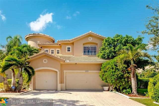 16726 NW 20th St, Pembroke Pines, FL 33028 (MLS #F10145668) :: Green Realty Properties