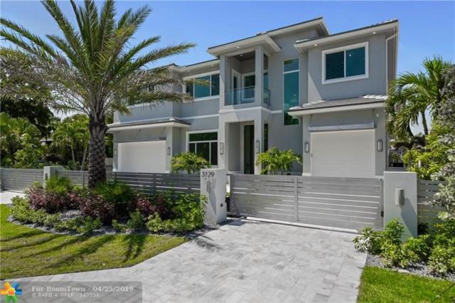 3129 NE 31st Ave, Lighthouse Point, FL 33064 (MLS #F10161564) :: GK Realty Group LLC