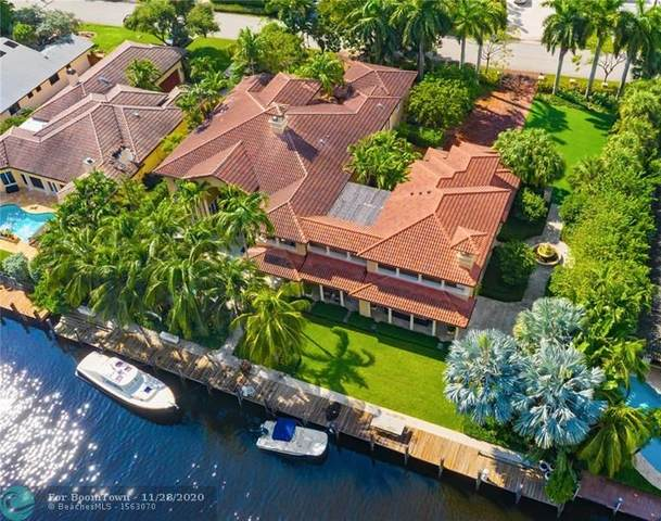 2501 Barcelona Dr, Fort Lauderdale, FL 33301 (MLS #F10251859) :: The Howland Group