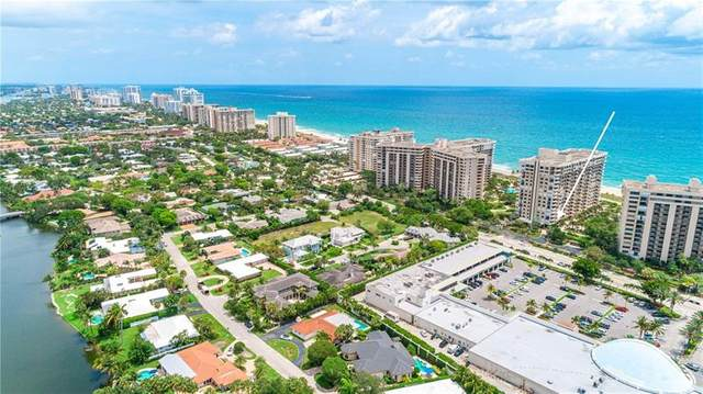 5000 N Ocean Blvd #201, Lauderdale By The Sea, FL 33308 (#F10253895) :: Posh Properties