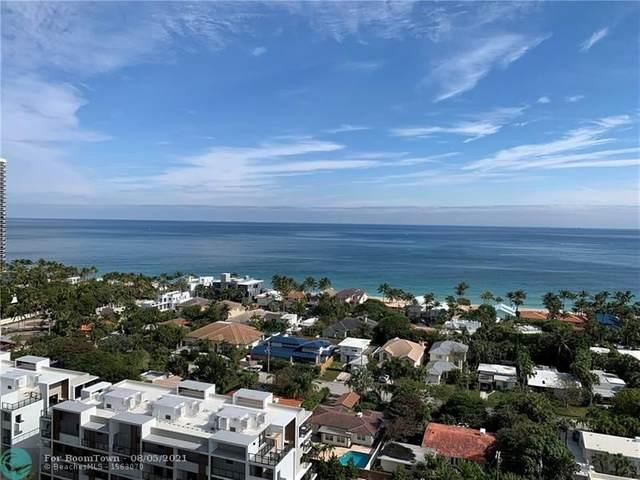 3015 N Ocean Blvd 16E, Fort Lauderdale, FL 33308 (#F10288120) :: Treasure Property Group