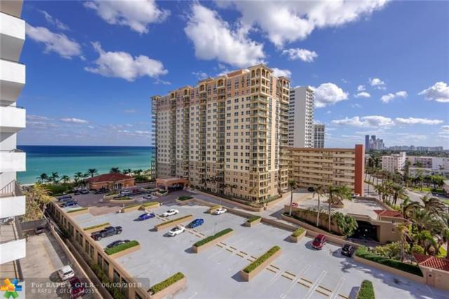 2030 S Ocean Dr #807, Hallandale, FL 33009 (MLS #F10090984) :: Green Realty Properties