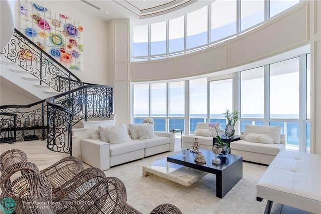 18201 Collins Ave #1709, Sunny Isles Beach, FL 33160 (#F10207519) :: Signature International Real Estate