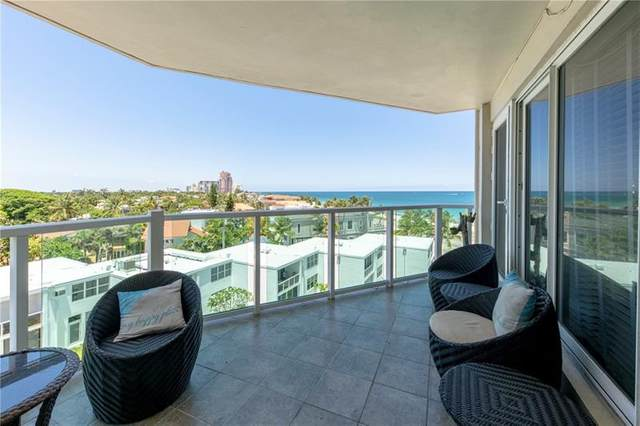 1151 N Fort Lauderdale Beach Blvd 5B, Fort Lauderdale, FL 33304 (#F10212836) :: Baron Real Estate