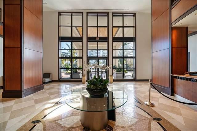 610 W Las Olas Bl 1711N, Fort Lauderdale, FL 33312 (MLS #F10233508) :: Green Realty Properties