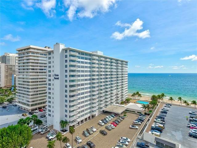 4010 Galt Ocean Dr #1615, Fort Lauderdale, FL 33308 (MLS #F10249357) :: Green Realty Properties