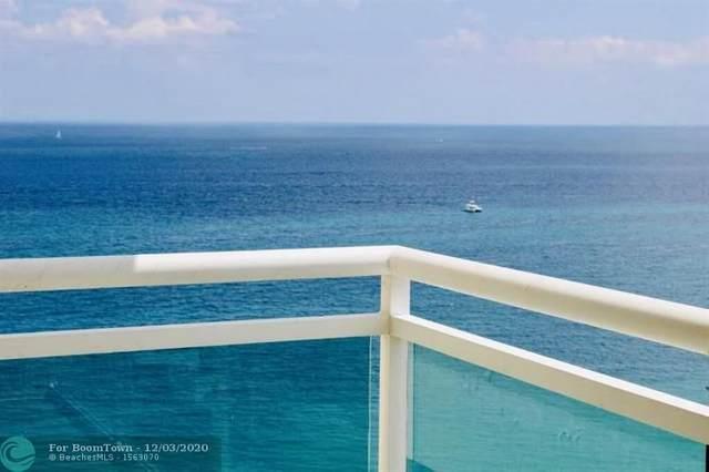3900 SE Galt Ocean Dr #2105, Fort Lauderdale, FL 33308 (MLS #F10250680) :: Patty Accorto Team