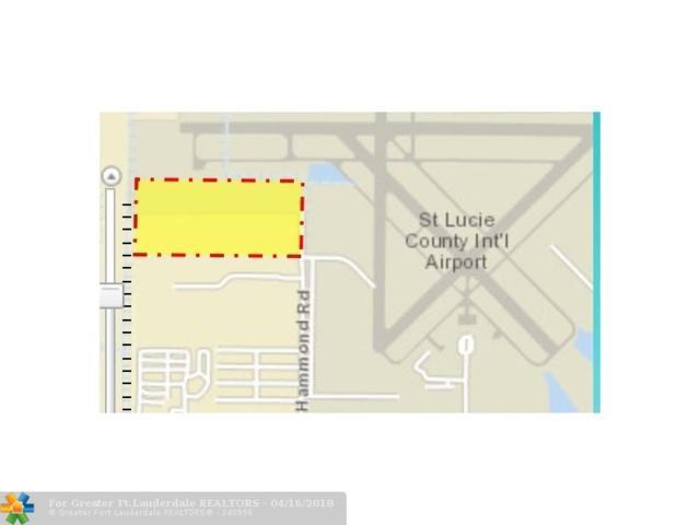 Hammond Rd, Fort Pierce, FL 34946 (MLS #F1274963) :: Green Realty Properties