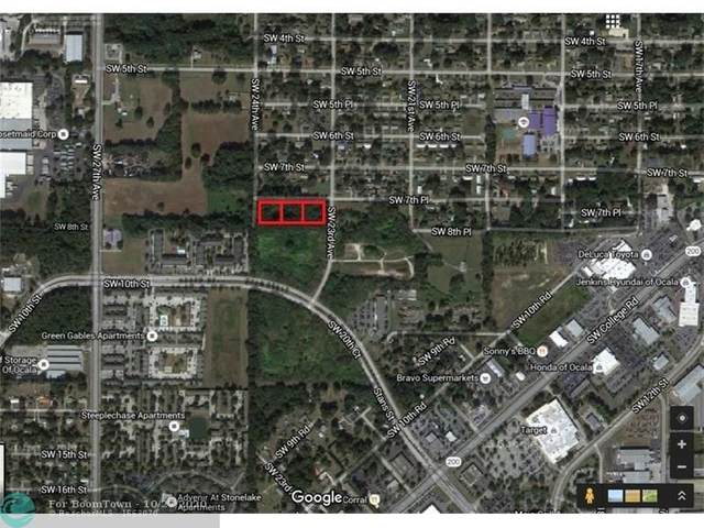 00000 Ocala, Other City - In The State Of Florida, FL 34474 (MLS #F10011183) :: Berkshire Hathaway HomeServices EWM Realty