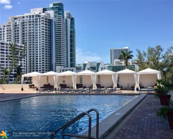 3000 S Ocean Dr #1014, Hollywood, FL 33019 (MLS #F10122687) :: Green Realty Properties