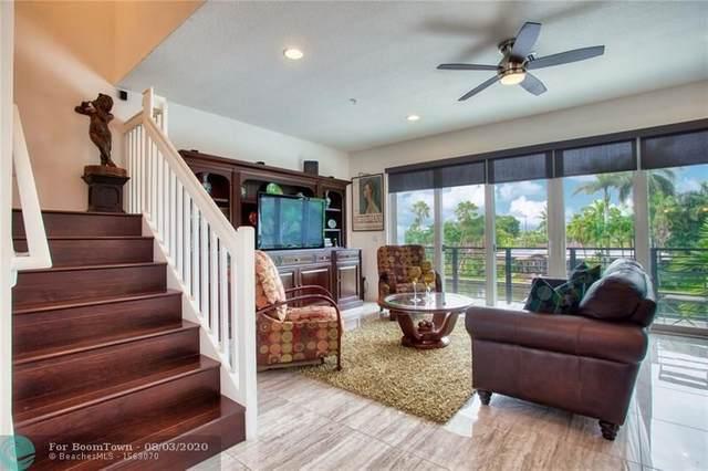 2900 NE 12th Ter #29, Oakland Park, FL 33334 (MLS #F10238649) :: Castelli Real Estate Services