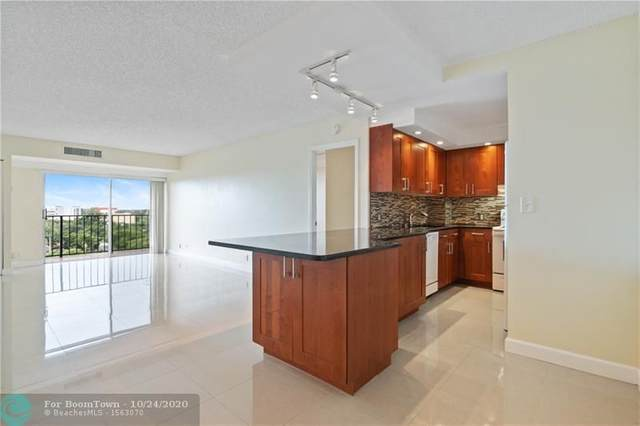 1625 SE 10th Ave #807, Fort Lauderdale, FL 33316 (MLS #F10242474) :: Berkshire Hathaway HomeServices EWM Realty