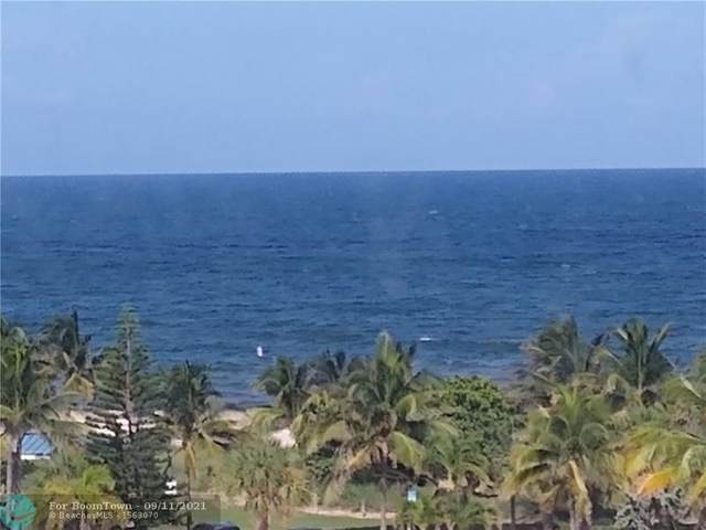301 N Ocean Blvd. #706, Pompano Beach, FL 33062 (#F10252710) :: The Power of 2   Century 21 Tenace Realty