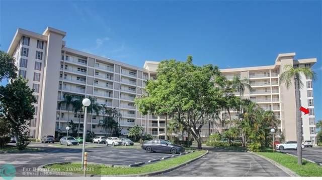 2681 S Course Dr #401, Pompano Beach, FL 33069 (MLS #F10301773) :: The MPH Team