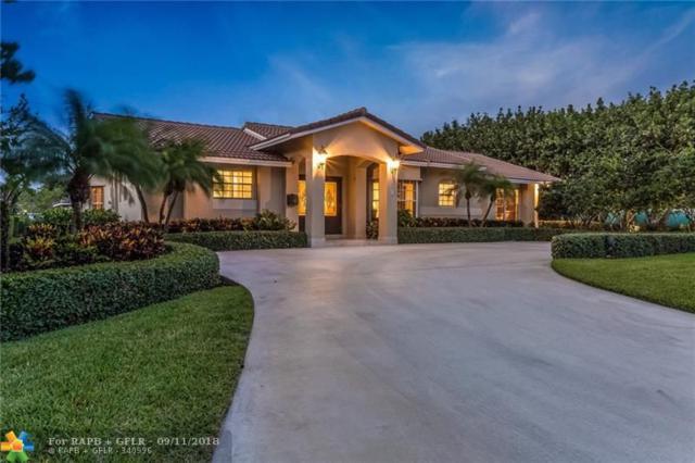 3 Gatehouse Rd, Sea Ranch Lakes, FL 33308 (MLS #F10121998) :: Green Realty Properties