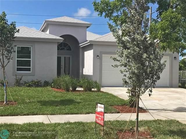 901 SW 22nd St, Fort Lauderdale, FL 33315 (MLS #F10225589) :: Berkshire Hathaway HomeServices EWM Realty