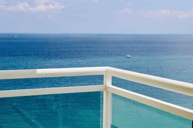 3900 SE Galt Ocean Dr #2105, Fort Lauderdale, FL 33308 (#F10250680) :: Signature International Real Estate