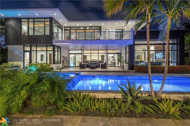 2116 Sunrise Key Blvd, Fort Lauderdale, FL 33304 (MLS #F10111548) :: Green Realty Properties