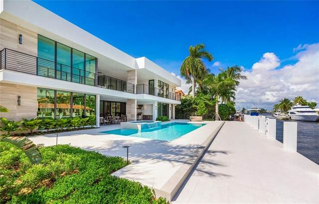 2519 Lucille Dr, Fort Lauderdale, FL 33316 (MLS #F10218516) :: The Howland Group