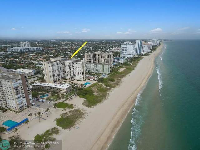 1900 S Ocean Blvd 14T, Lauderdale By The Sea, FL 33062 (MLS #F10224968) :: Patty Accorto Team