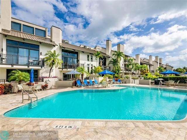 9 Portside 9B, Fort Lauderdale, FL 33316 (#F10240815) :: Posh Properties