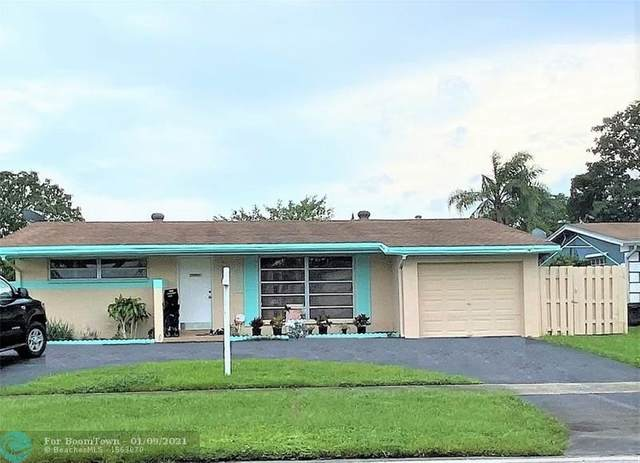 8560 NW 27th Pl, Sunrise, FL 33322 (MLS #F10256978) :: THE BANNON GROUP at RE/MAX CONSULTANTS REALTY I