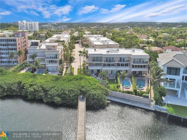 1750 Bay Dr #1750, Pompano Beach, FL 33062 (MLS #F10110023) :: Green Realty Properties