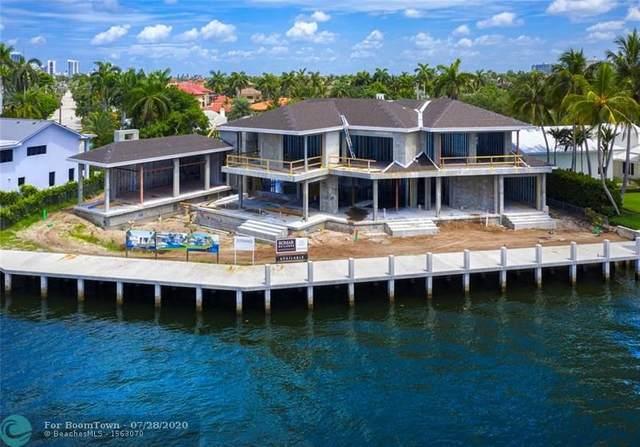 60 Isla Bahia Dr, Fort Lauderdale, FL 33316 (MLS #F10149899) :: Berkshire Hathaway HomeServices EWM Realty