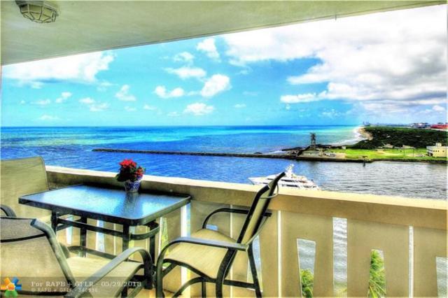 2100 S Ocean Dr 14K, Fort Lauderdale, FL 33316 (MLS #F10071962) :: Green Realty Properties
