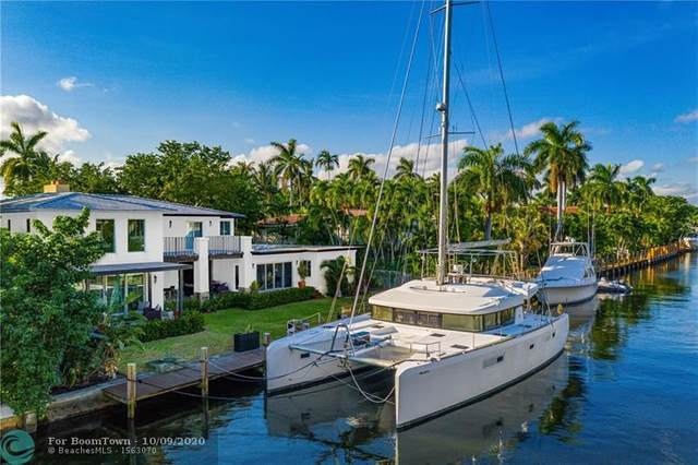 510 Coral Way, Fort Lauderdale, FL 33301 (MLS #F10198041) :: The Jack Coden Group