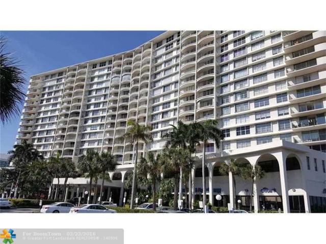 3800 S Ocean Dr #423, Hollywood, FL 33019 (MLS #F10002083) :: Green Realty Properties