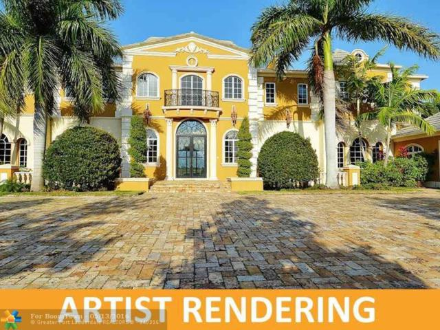 16745 Stratford Ct, Southwest Ranches, FL 33331 (MLS #F10011790) :: Green Realty Properties