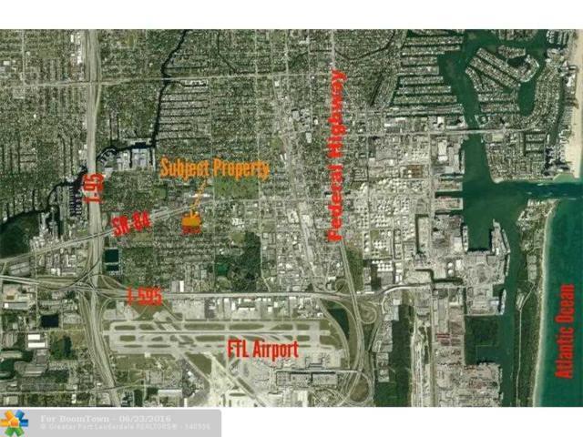 1031 SW 28th St, Fort Lauderdale, FL 33315 (MLS #F10018201) :: Green Realty Properties