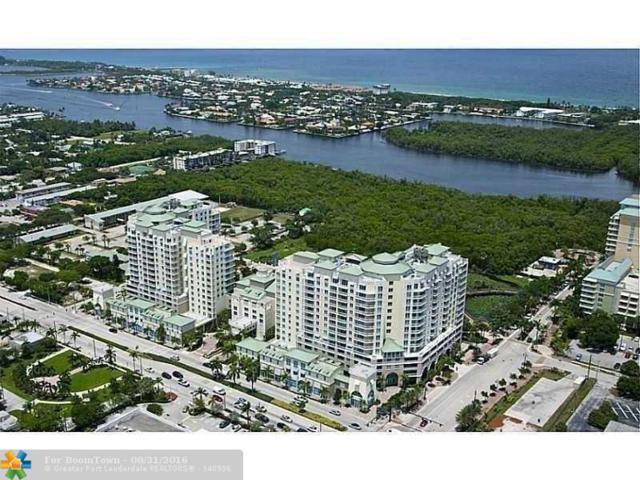 350 N Federal Hwy #910, Boynton Beach, FL 33435 (MLS #F10028135) :: Green Realty Properties