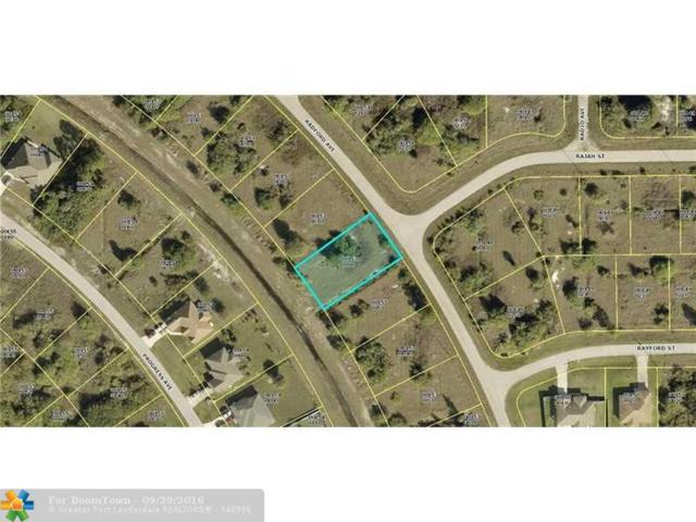 322 Radford Ave, Lehigh Acres, Other City - In The State Of Florida, FL 33974 (MLS #F10033267) :: Green Realty Properties