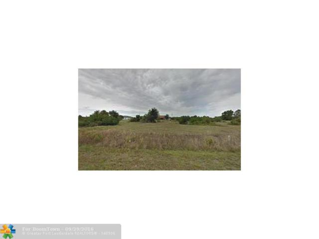 320 Radford Ave, Lehigh Acres, Other City - In The State Of Florida, FL 33974 (MLS #F10033288) :: Green Realty Properties