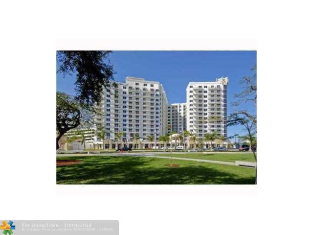 1830 Radius Dr #604, Hollywood, FL 33020 (MLS #F10033790) :: Green Realty Properties
