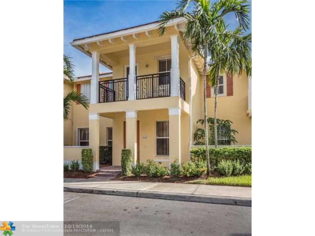 4760 Mimosa Place #1002, Coconut Creek, FL 33073 (MLS #F10034528) :: Green Realty Properties
