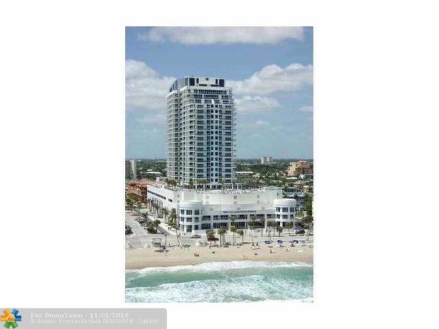 505 N Fort Lauderdale Beach Blvd #2118, Fort Lauderdale, FL 33304 (MLS #F10037579) :: Green Realty Properties