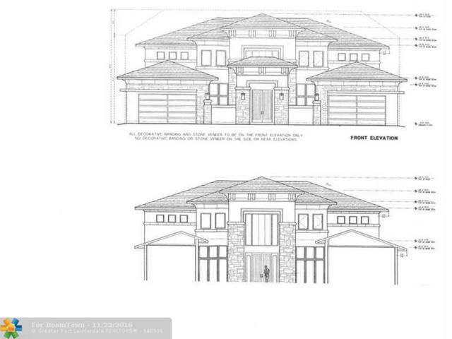11551 NW 6th Pl, Plantation, FL 33325 (MLS #F10040326) :: Green Realty Properties