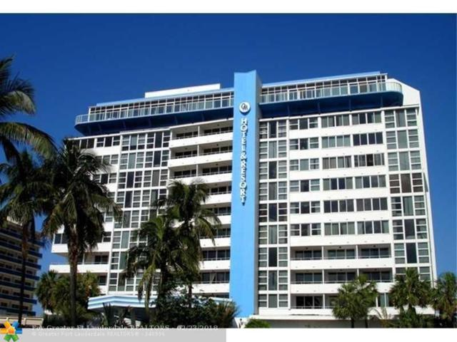 4040 Galt Ocean Dr #337, Fort Lauderdale, FL 33308 (MLS #F10040880) :: Green Realty Properties