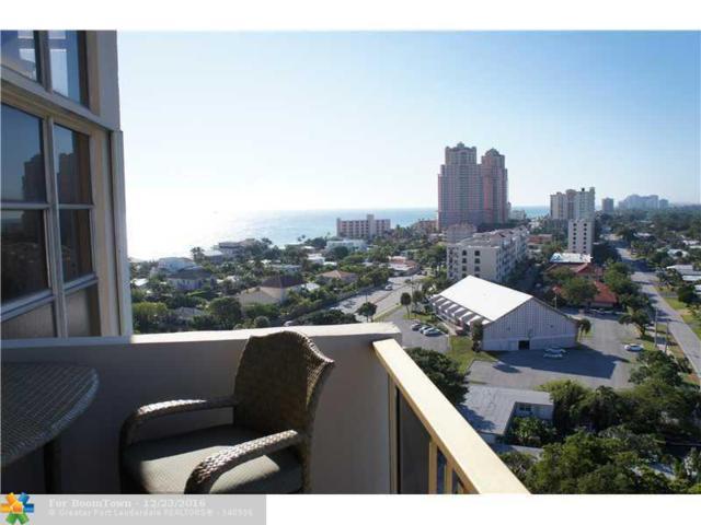 2701 N Ocean Blvd 14 E, Fort Lauderdale, FL 33308 (MLS #F10045265) :: Patty Accorto Team