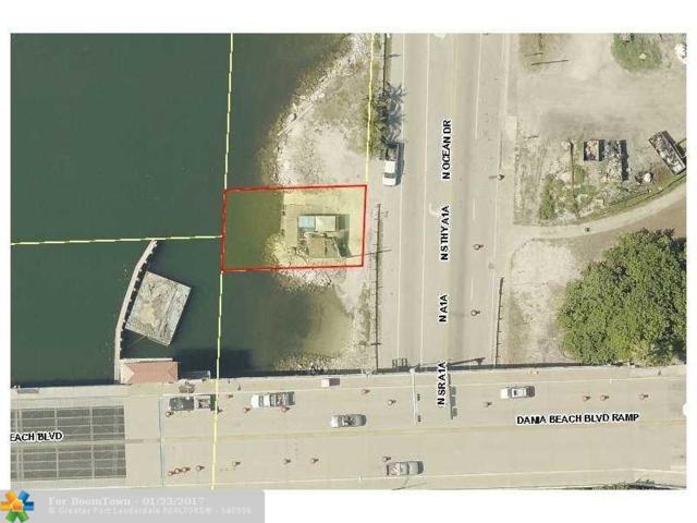 0 N Ocean Dr, Hollywood, FL 33004 (MLS #F10049526) :: Green Realty Properties