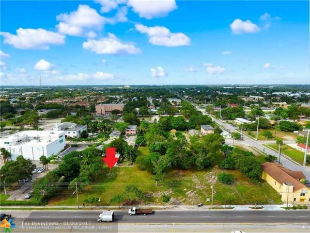 419 NW 7th Ave, Fort Lauderdale, FL 33311 (MLS #F10050641) :: Green Realty Properties