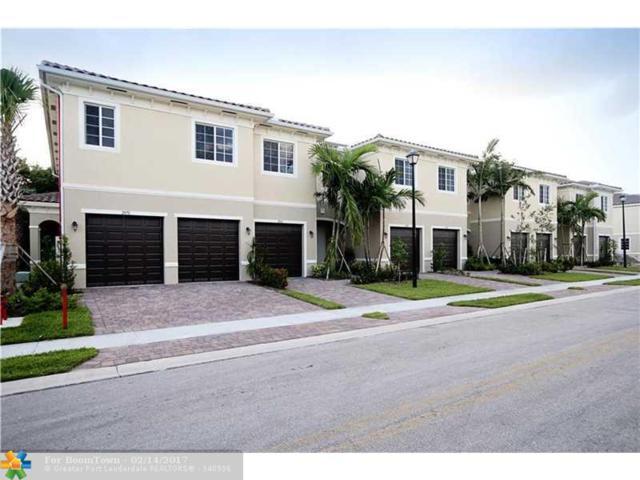 2574 SW 81 Terrace #2570, Miramar, FL 33025 (MLS #F10052961) :: Green Realty Properties