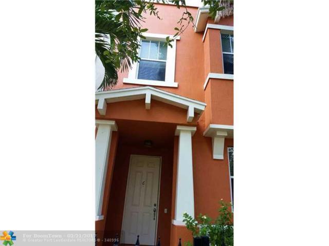 690 Amador Lane #6, West Palm Beach, FL 33401 (MLS #F10054329) :: Green Realty Properties
