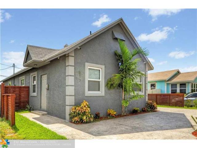 517 S 24TH AV, Hollywood, FL 33020 (MLS #F10055522) :: Green Realty Properties