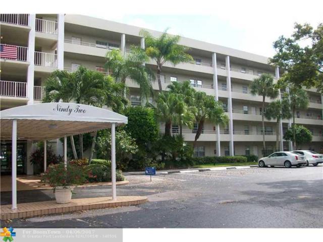 804 Cypress Blvd #201, Pompano Beach, FL 33069 (MLS #F10061601) :: Green Realty Properties