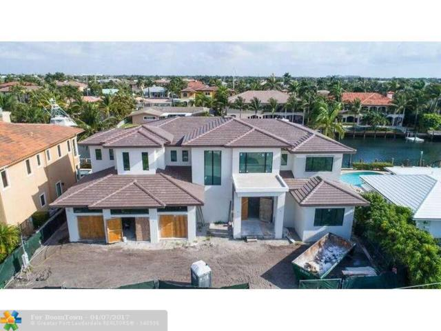 2431 NE 32nd Ct, Lighthouse Point, FL 33064 (MLS #F10061848) :: Green Realty Properties